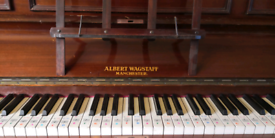 Piano - Albert wagstaff free