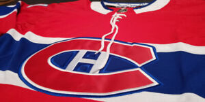 Montreal Canadiens Jerseys~Season Ending Special~$65, 2 for $120