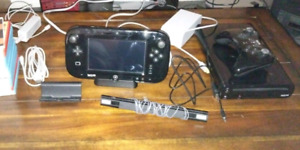 Wii U, Pro controller and Games