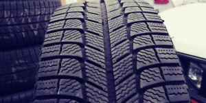 Subaru 17 inch winter tire package.