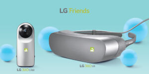 I'm looking for LG 360 VR Headset for G5
