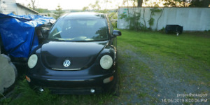 Vw New-Bettle 1998 150000km need inspection