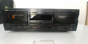 Yamaha Natural Sound cassette deck K-903