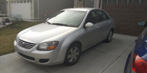 2009 Kia Spectra Sedan -  REDUCED PRICE $400