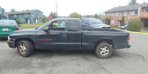 1998 Dodge Dakota Pickup Truck