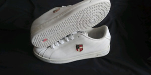 Us Polo ASSN white sneakers vintage