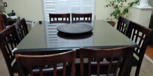 Counter - Pub height Dining table - used but in great shape