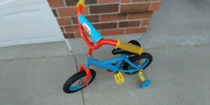 Thomas Tank Child's Bicycle for sale