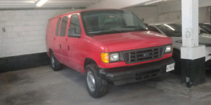 Ford E250 Van for sale