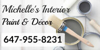 Professional Painter servicing the York region and Toronto area