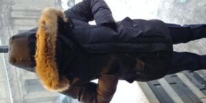 Manteau d'hiver Tommy Hilfiger, Duvet