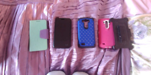 4 SEPERATE      LG G3 Phone Cases