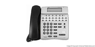Nec Dtr-16d-1 Telephone With 16-buttons Display Refurbished