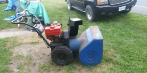 Craftman snowblower
