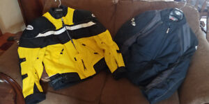 Motorcycle Textile Jacket and Pants