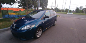 Mazda5 2007 low km no accidents