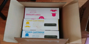 Printer toner (used)
