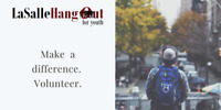 Volunteer at LaSalle Hangout for Youth