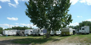 RV CAMPING in KERROBERT, SK./HUB OF ENBRIDGE LINE 3 REPLACEMENT Edmonton Edmonton Area image 2
