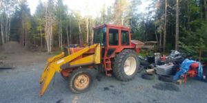1997 belarus 805 tractor.