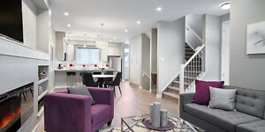 New, Upgraded 1,360 sq.ft. townhome in Chappelle - NO CONDO FEES Edmonton Edmonton Area image 1