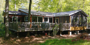 Cottage Rental available July 27 to 29 near Ottawa