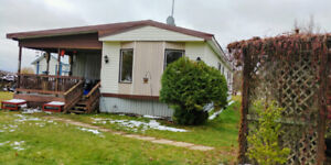Mobilehome to be moved 34,500 OBO