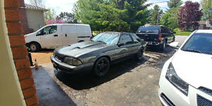 1988 Ford mustang LX foxbody