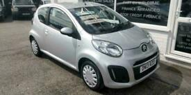 2013 Citroen C1 1.0 i VTR 3dr Hatchback Petrol Manual