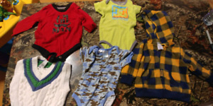Baby clothes lot 4