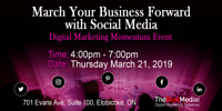 March Your Business Forward with Social Media: DMM Event