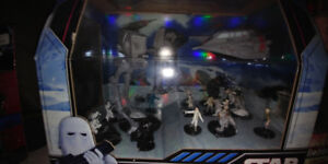 The Battle of Hoth Miniature Star Wars Playset!