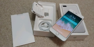 APPLE IPHONE 7 PLUS 32GB! MINT CONDITION IN BOX!  ACCESORIES NEW