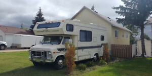 1988 GMC Citation Motorhome