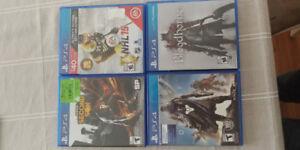 Jeux console PS4