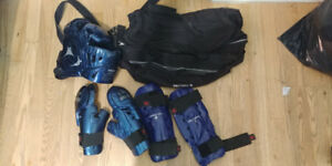 MACHO equipement arts martiaux/  protective gear martial arts
