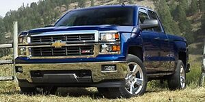 2014 Chevrolet Silverado 1500 4X4/Heated Cooled Leather