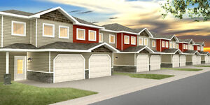 New Fort Saskatchewan Townhouse