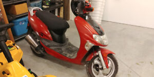 Scooter kymco 50cc  2007
