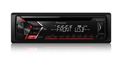 Pioneer 1-DIN Car Stereo CD Player Receiver with USB AUX Android Control