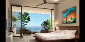 Ocean View Vacation Rentals in Costa Rica   Tulemar Resort