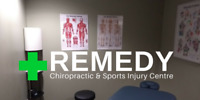 Full-time RMT needed in downtown gym-based chiropractic clinic