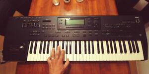 Piano - Clavier électronique korg i3