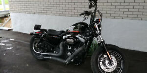 Harley davidson sportster 1200 2010