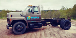 1992 Ford F-750 Other