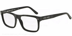 giorgio armani glasses (model AR7043F 5042 Matte Black) used****