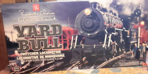 President's Choice Yard Bull Electric Train set - HO Gauge