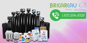 Entrepôt Adoucisseurs d'eau | Filtres d'eau | Osmose Inverse...