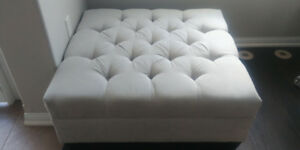 Ottoman (Tufted Fabric)