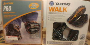 Ladies and men's yaktrax